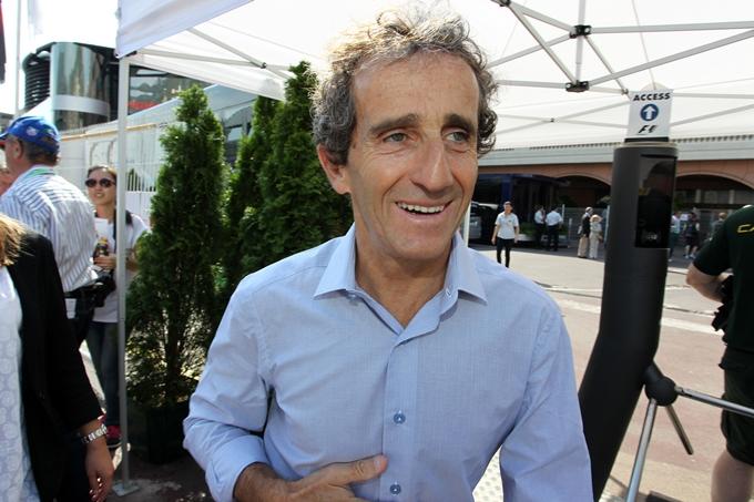 Alain Prost e DAMS insieme in Formula E