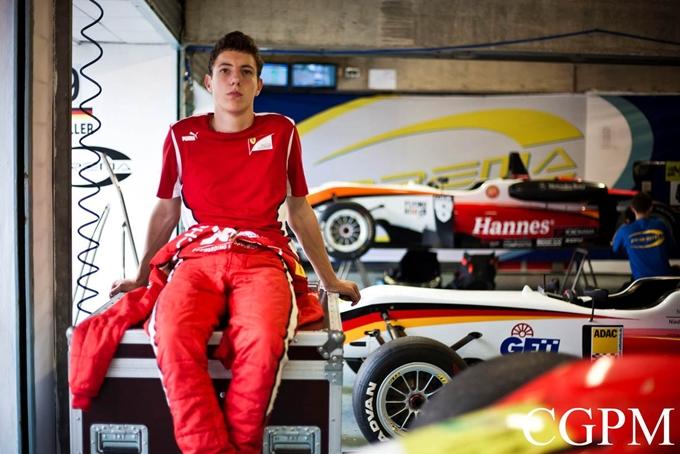 F3 – Raffaele Marciello sempre più leader
