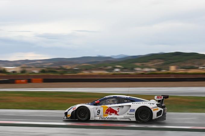 FIA GT Series – Finalmente la vittoria di Loeb
