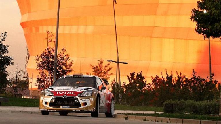 WRC – Sordo il più veloce nelle shakedown in Alsazia