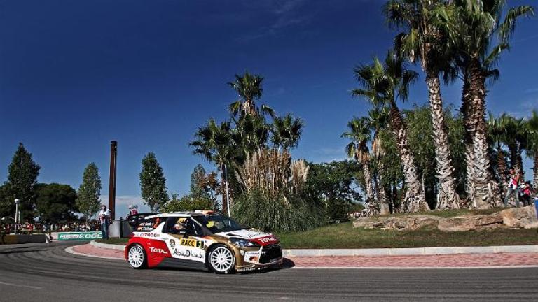 WRC – Shakedown spagnolo a Sordo