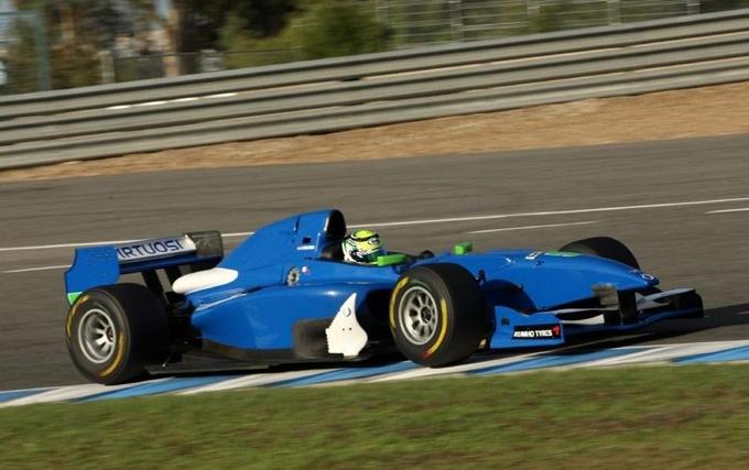 Test Auto GP – Tamal Pal Kiss leader della 2° giornata