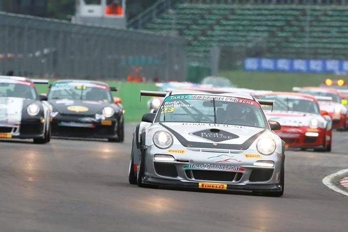 Targa Tricolore Porsche – Vito Postiglione e Davide Roda festeggiano in anticipo