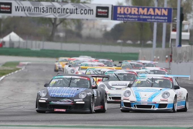 Targa Tricolore Porsche – Parata di stelle per il gran finale