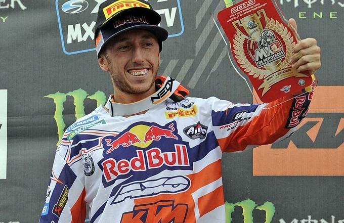 Tony Cairoli, l'ambasciatore del motocross