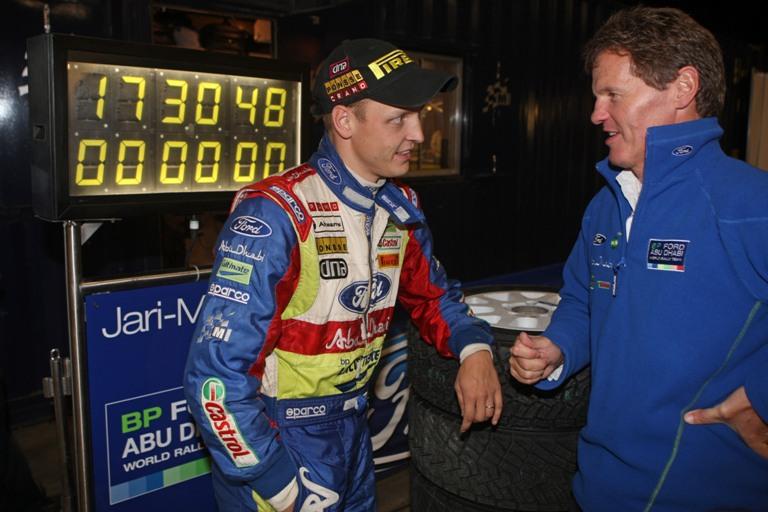 WRC – M-Sport tentata da Hirvonen