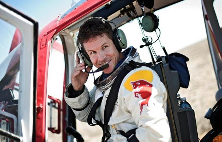 Baumgartner alla Race of Champions 2014