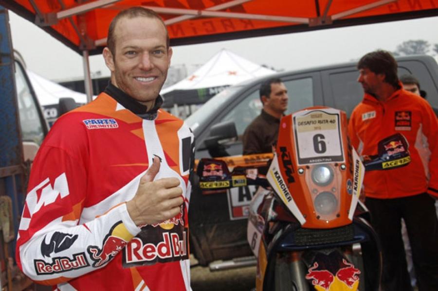 Dakar – Morto Kurt Caselli durante il Baja 1000