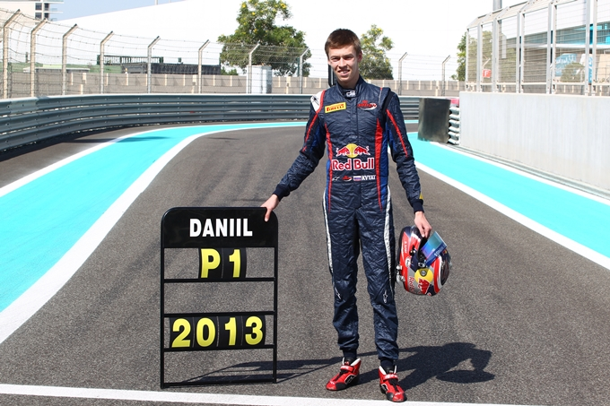 GP3 – Daniil Kvyat nuovo campione 2013