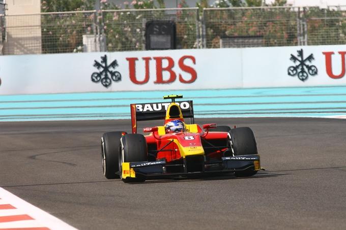 GP2 – Fabio Leimer festeggia il titolo ad Abu Dhabi