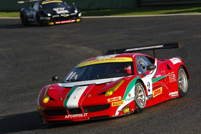 6 Ore di Roma – La Ferrari monopolizza il podio