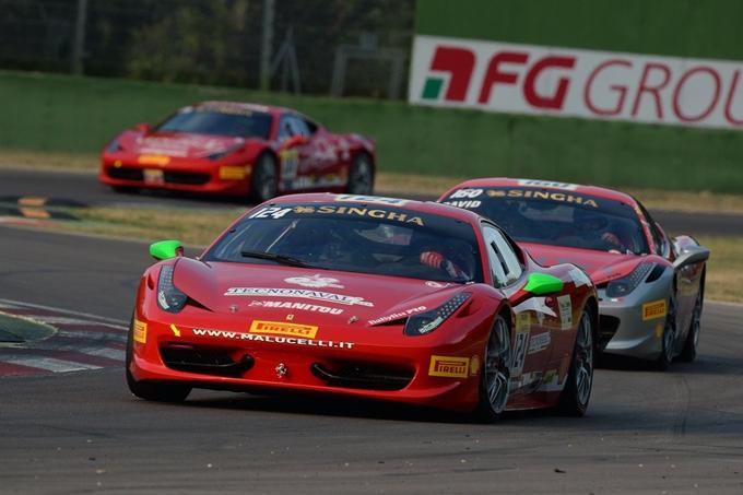Ferrari Challenge – Rizzuto e Baron campioni del mondo