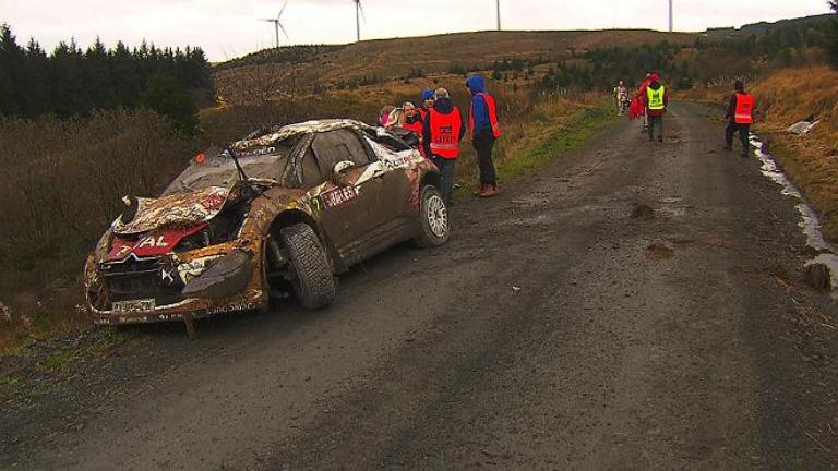 """WRC – Hirvonen: """"Incidente nato da un errore del mio navigatore"""""""