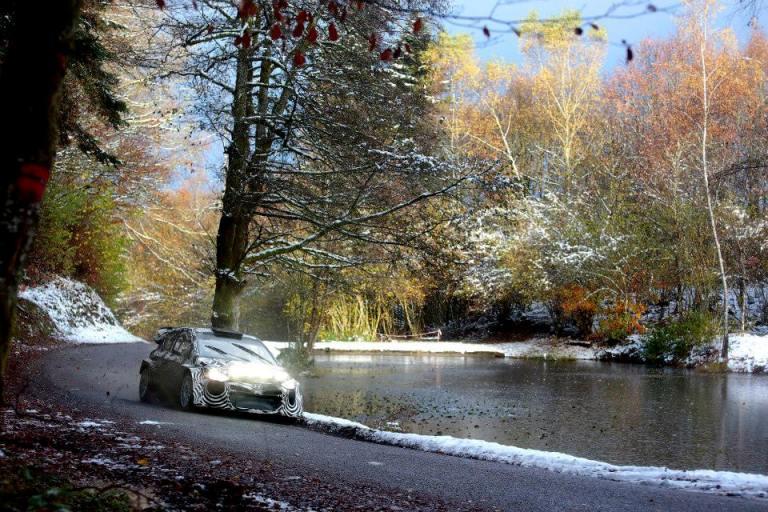 WRC – Primo test Hyundai per Neuville