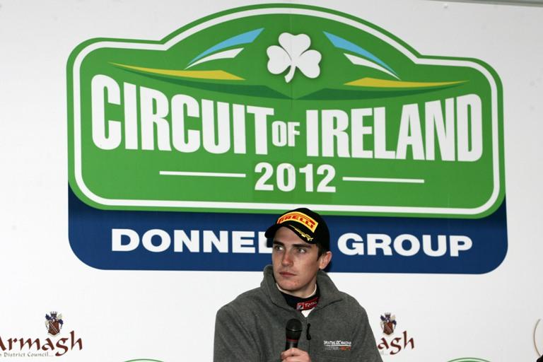 ERC – Nel 2014 tornerà il Circuit of Ireland