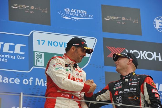 WTCC – Muller e Huff concludono in bellezza la stagione