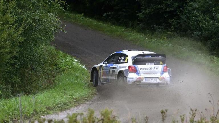 WRC – In Galles Ogier già davanti