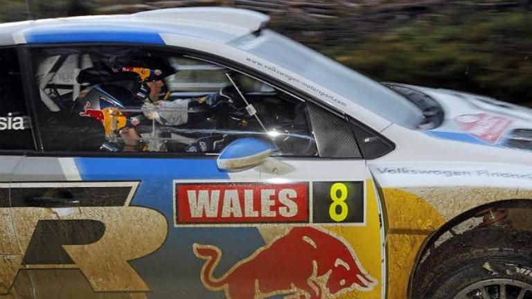 WRC – In mezzo al fango inglese è sempre Ogier ad emergere
