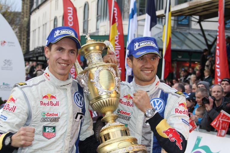 """WRC – Ogier: """"Dopo la prima speciale di domenica ho capito di avercela fatta"""""""