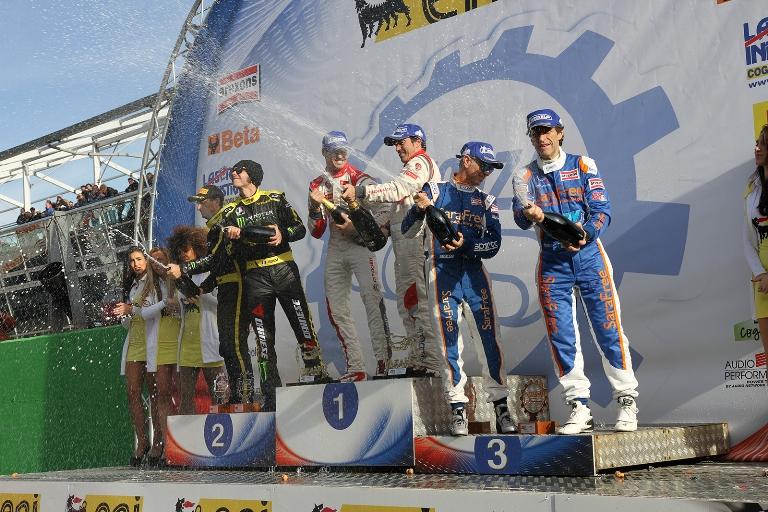 Monza Rally Show – Dominio Sordo