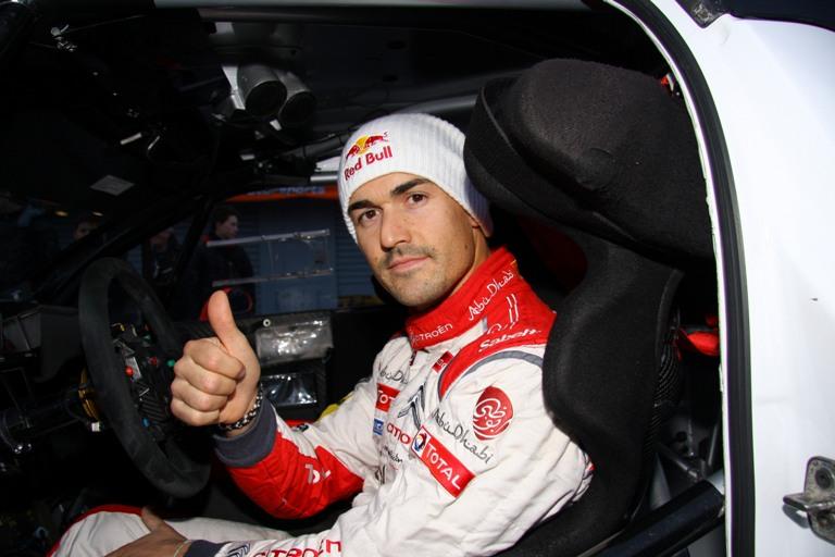 Monza Rally Show: le voci dei protagonisti – Dani Sordo