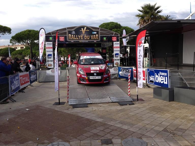 Rally du Var – Bilancio positivo per Suzuki Italia