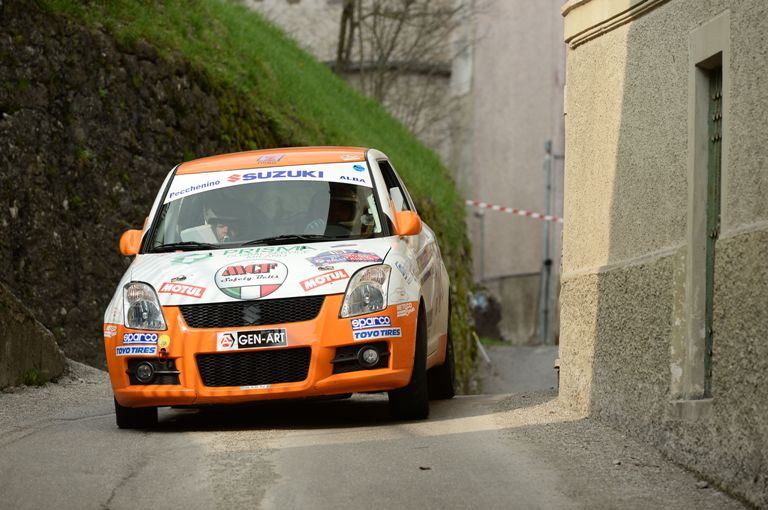 Anche Suzuki Italia protagonista al Rally du Var