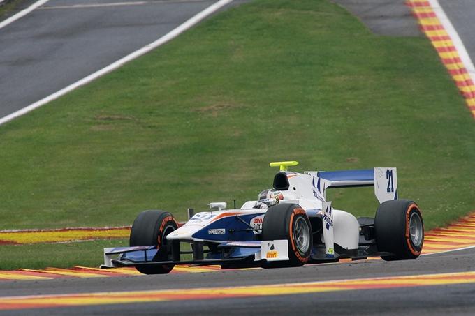 GP3 – Bilancio stagionale per Trident Racing