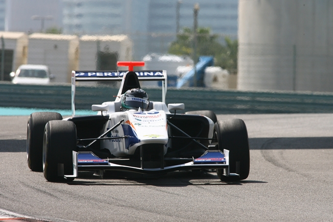 GP3 – Stagione finita, Trident Racing tira le somme