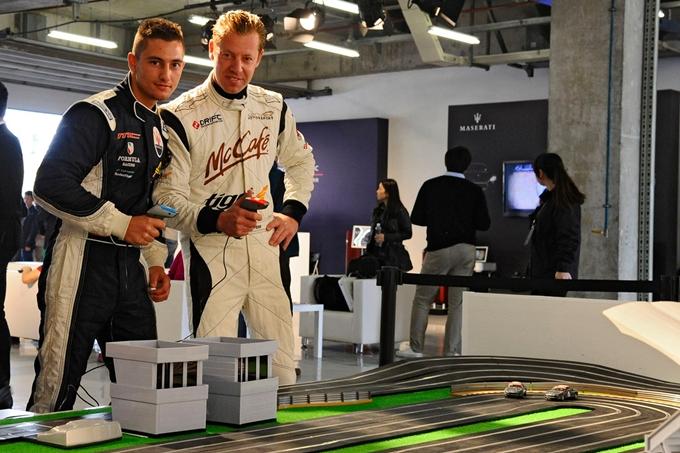 Il Trofeo Maserati pronto alla trasferta di Abu Dhabi