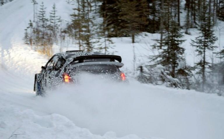 WRC – La Hyundai prova in Finlandia