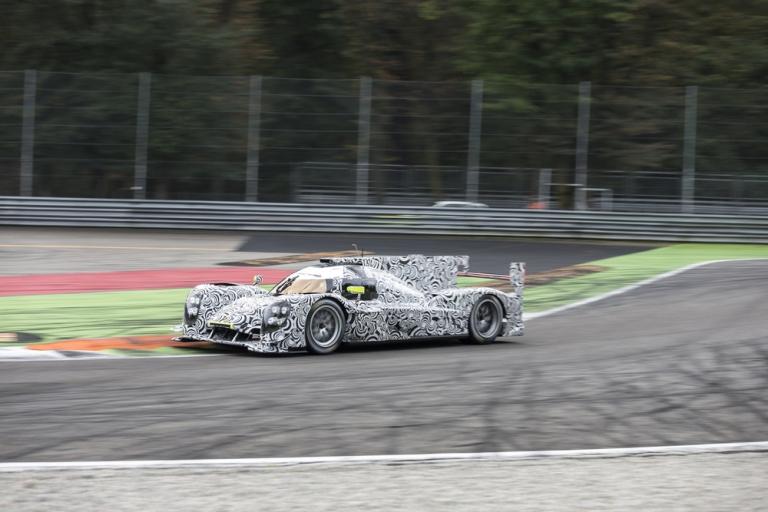 WEC – Primo test Porsche per Webber