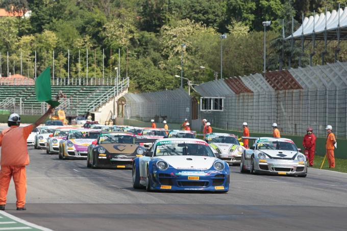 Targa Tricolore Porsche – Le novità 2014