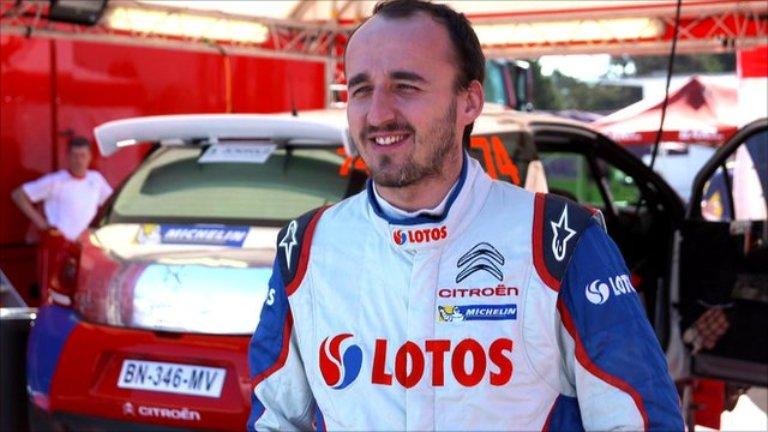 WRC – M-Sport vuole Kubica