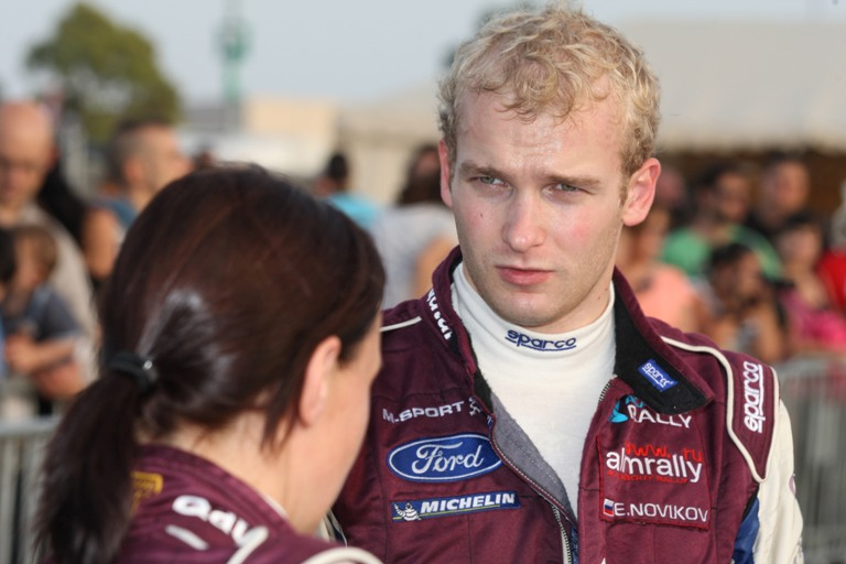 WRC – Novikov out dal mondiale