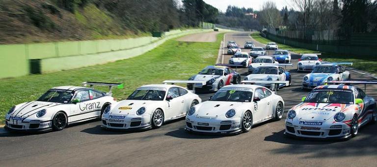 Svelati i dettagli della Porsche Carrera Cup 2014