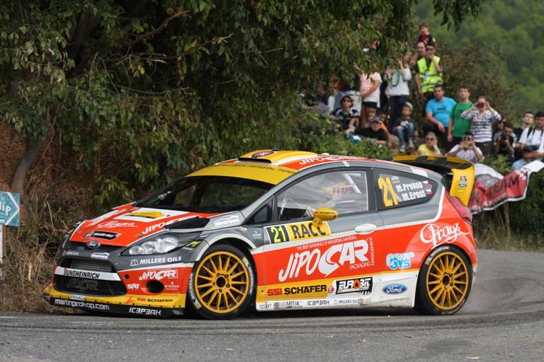 WRC – Prokop ancora con la Fiesta della JipoCar