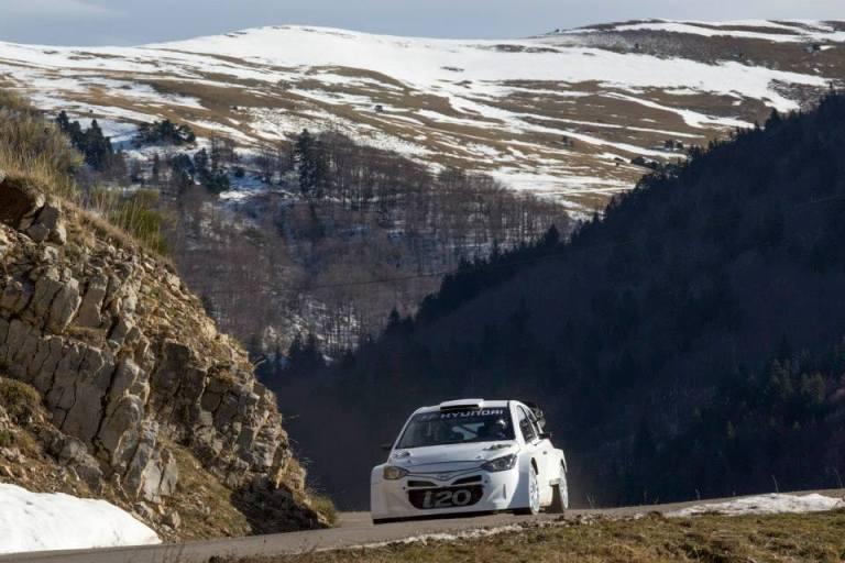 WRC – Sordo ha provato la i20