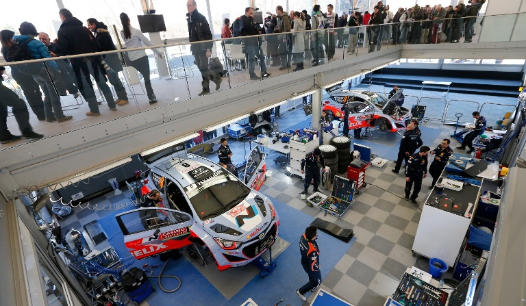 WRC – Hyundai pronta al riscatto in Svezia