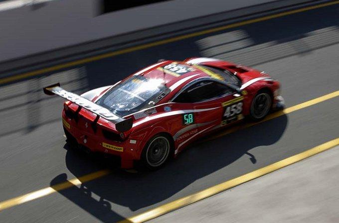 Ferrari: Successo di classe nella 24 Ore di Dubai