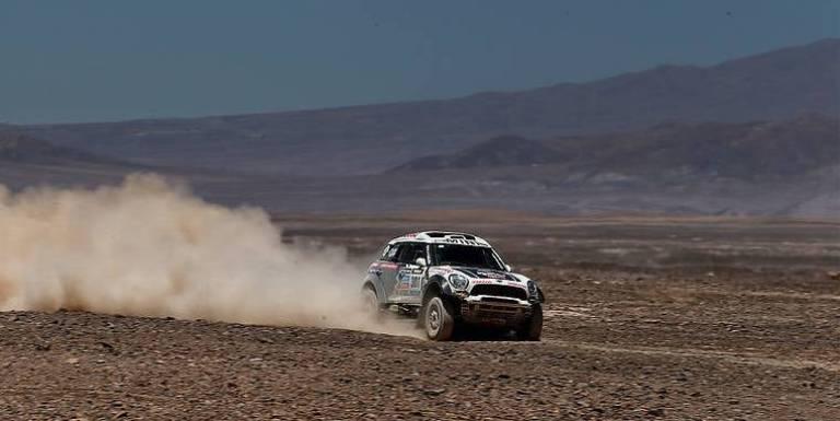 Dakar 2014 – Auto: Al-Attiyah si mette dietro Peterhansel