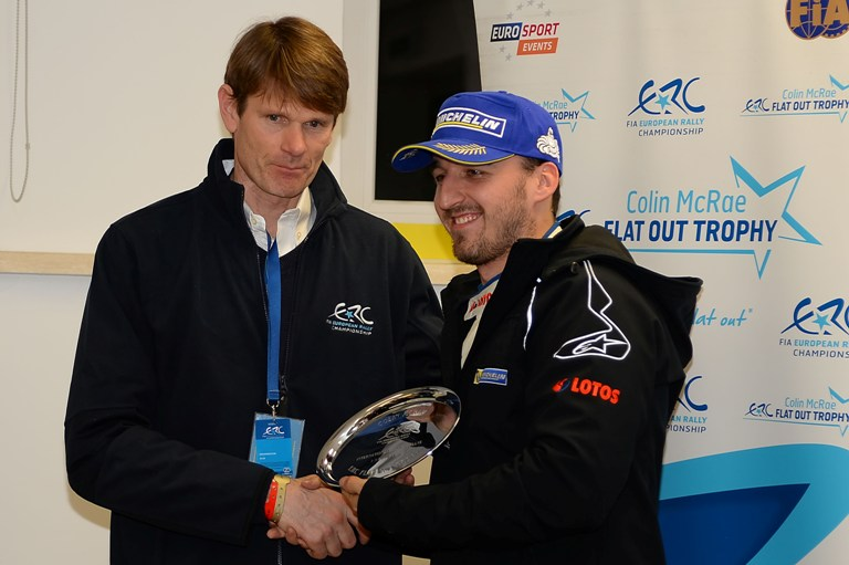 WRC – Kubica vola basso