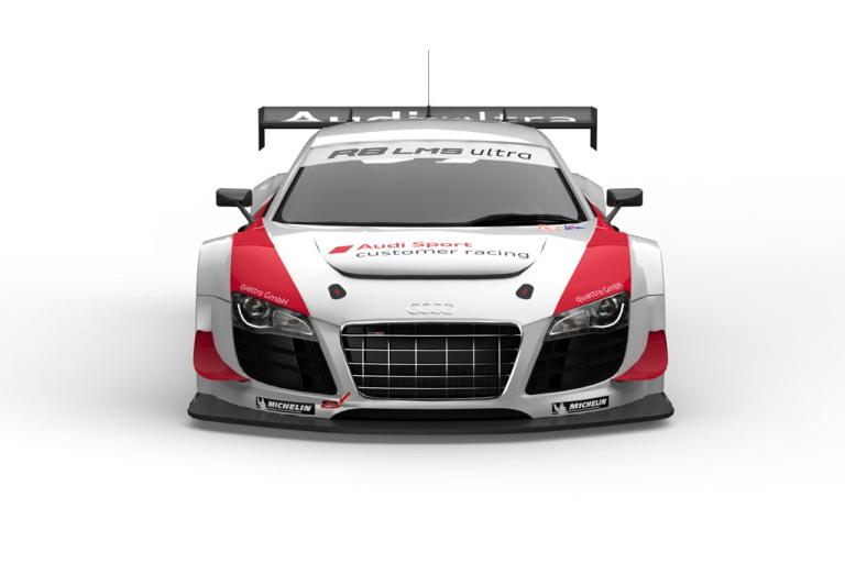FIA GT – La Loeb Racing passa ad Audi