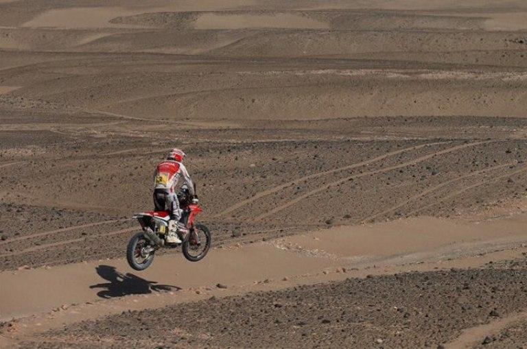 Dakar 2014 – Moto: Un altro sigillo di Barreda Bort