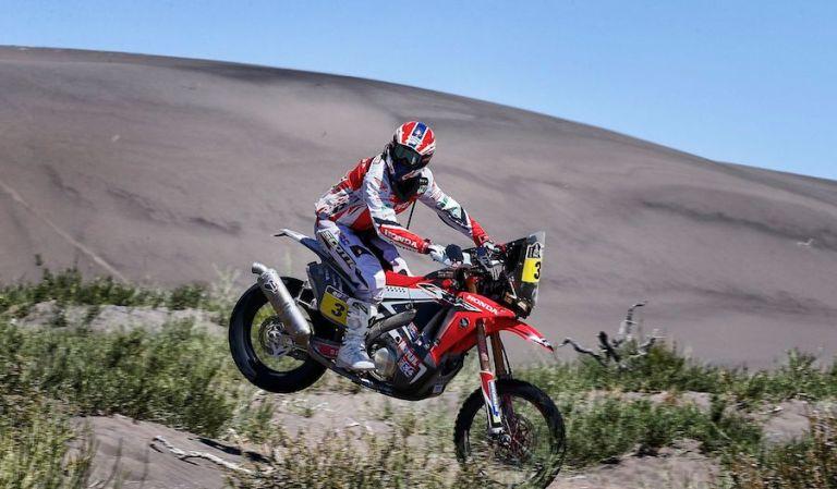 Dakar 2014 – Moto: Barreda Bort brilla nella settima giornata