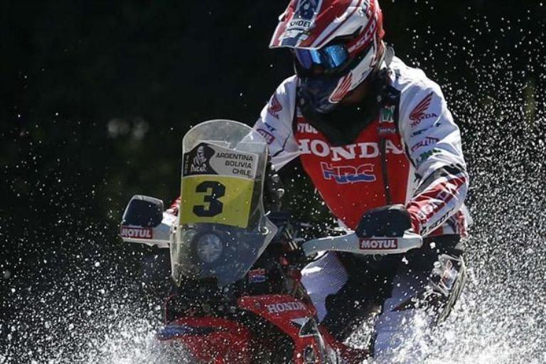 Dakar 2014 – Moto: Ancora Barreda Bort
