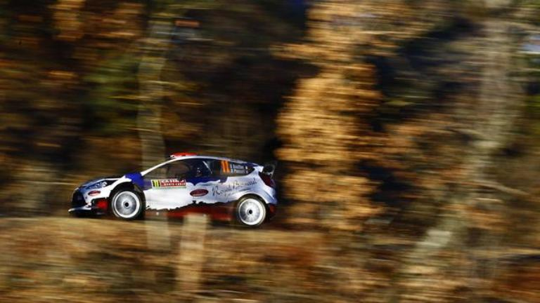 WRC – Bouffier sempre davanti