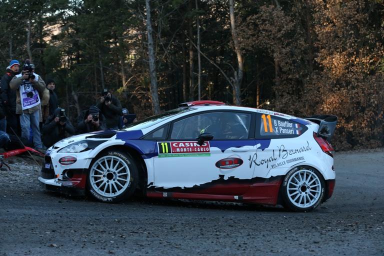 WRC – Al Montecarlo comanda Bouffier