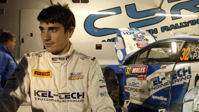 WRC – Breen in Svezia con la Fiesta