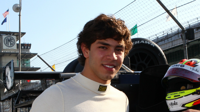 GP3 – Carbone ci prova con Trident Racing